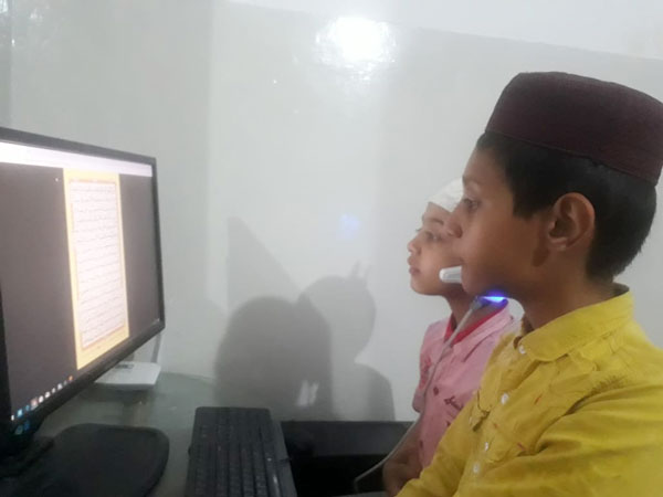 Freelance Quran tutor for online classes