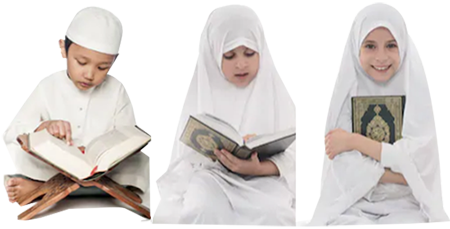 Kids Learning Quran Online